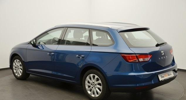 Seat Leon ST Style 1,4 Ltr. - 110 kW 16V TSI ACT 7 Gang Autom.