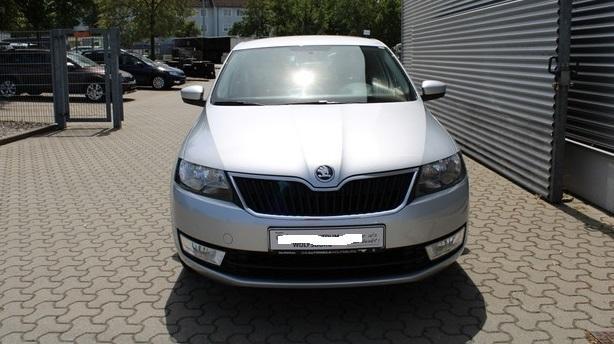 Skoda Rapid Ambition 1,2 Ltr. - 63 kW 8V TSI