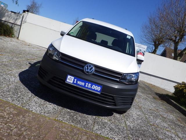 Volkswagen Caddy Trendline BMT 1,4 Ltr. - 92 kW 16V TSI Maxi!