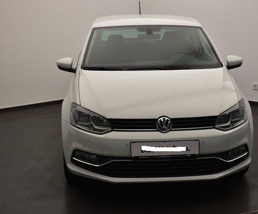 Volkswagen Polo Lounge 1,0 Ltr. - 44 kW