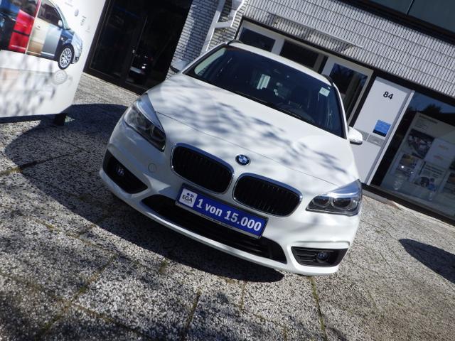 BMW 2er Gran Tourer 218d Advantage 2,0 Ltr. - 110 kW 16V Turbodiesel