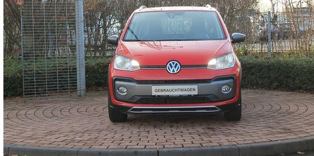 Volkswagen up! cross BMT/Start-Stopp BMT/Start-Stopp1,0 Ltr. - 55 kW