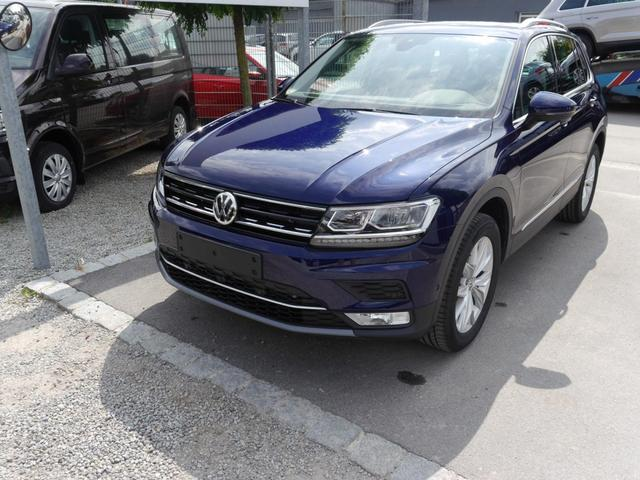Volkswagen Tiguan 2.0 TDI DPF DSG 4MOTION HIGHLINE * BMT AHK PANORAMA-SD NAVI DISCOVER PRO