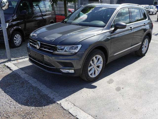 Volkswagen Tiguan - 2.0 TDI DPF DSG 4MOTION HIGHLINE * BMT AHK PANORAMA-SD NAVI DISCOVER PRO