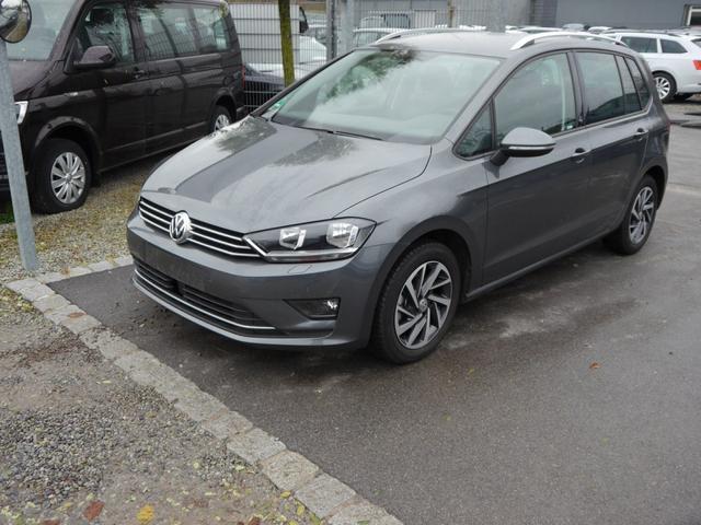 Volkswagen Golf Sportsvan - 1.4 TSI SOUND * BMT ACC NAVI 5 JAHRE GARANTIE PDC SHZG TEMPOMAT