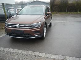 Volkswagen Tiguan Allspace - 1.4 TSI DSG COMFORTLINE   BMT 7-SITZER ACTIVE LIGHTING SYSTEM NAVI WINTERPAKET