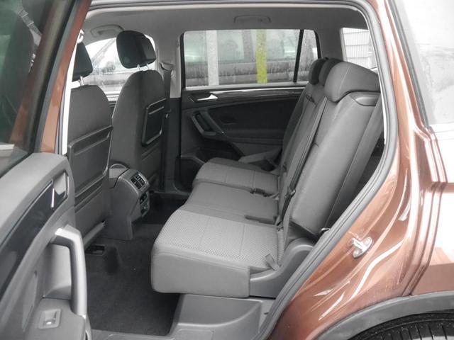 Volkswagen Tiguan Allspace 1.4 TSI DSG COMFORTLINE * BMT 7-SITZER ACTIVE LIGHTING SYSTEM NAVI WINTERPAKET