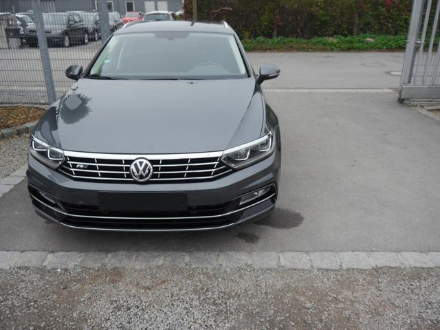 Volkswagen Passat Variant - 2.0 TDI DPF SCR HIGHLINE * BMT R-LINE EXTERIEUR BUSINESS PREMIUM-PAKET 18 ZOLL