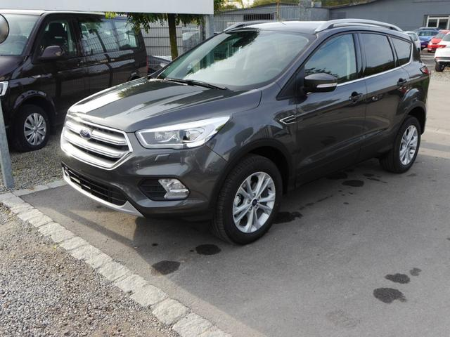 Ford Kuga - 1.5 EcoBoost TITANIUM * NAVI XENON PDC RÜCKFAHRKAMERA SHZG TEMPOMAT