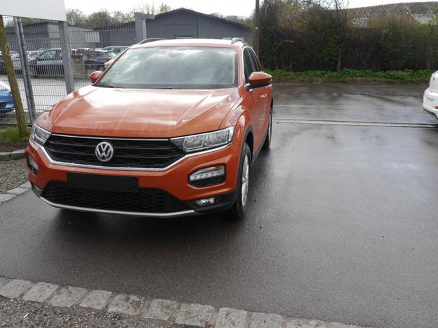 Volkswagen T-Roc - 1.0 TSI DESIGN * ACC WINTERPAKET PDC SITZHEIZUNG TEMPOMAT FRONT ASSIST