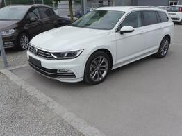 Volkswagen Passat Variant - 2.0 TDI DPF SCR HIGHLINE   BMT R-LINE EXTERIEUR BUSINESS PREMIUM-PAKET 18 ZOLL