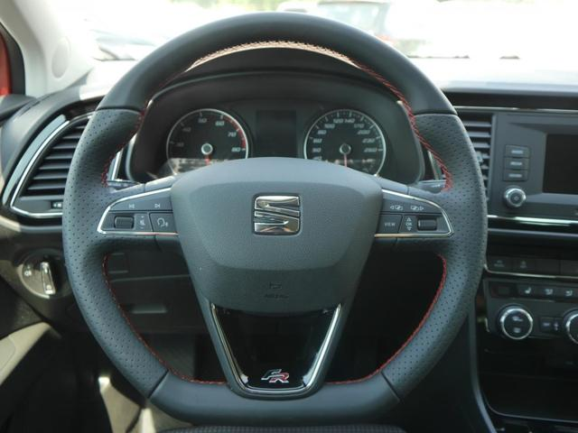 Seat Leon 1.4 TSI FR * SOFORT WINTERPAKET SITZHEIZUNG TEMPOMAT TEILLEDER