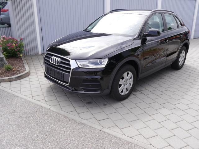 Audi Q3 - 1.4 TFSI * NAVIGATIONSPAKET XENON PDC SITZHEIZUNG TEMPOMAT KLIMAAUTOMATIK