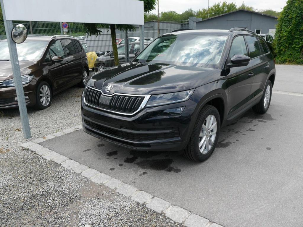 skoda kodiaq 1 4 tsi ambition plus 4x4 18 zoll navi led. Black Bedroom Furniture Sets. Home Design Ideas