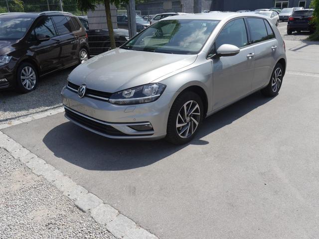 Volkswagen Golf - II 1.5 TSI ACT SOUND * ACC NAVI PARK ASSIST SITZHEIZUNG TEMPOMAT 16 ZOLL