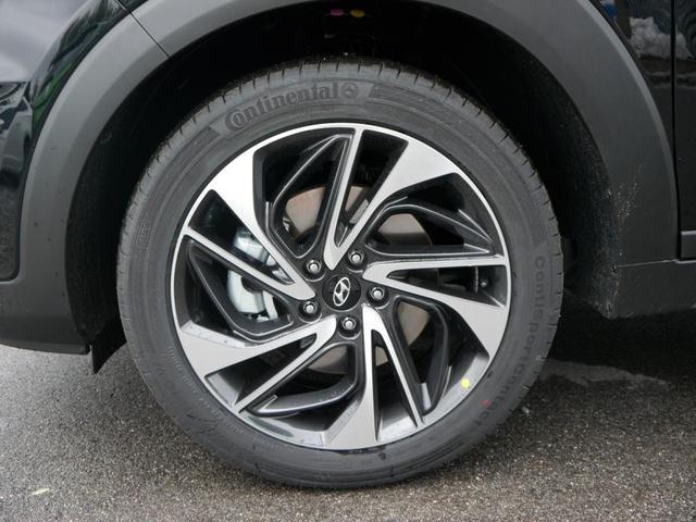 Hyundai Tucson 1.6 T-GDI 4WD EXCELLENCE * DCT PANORAMA-DACH NAVI RÜCKFAHRKAMERA ACC SHZG VORN & HINTEN