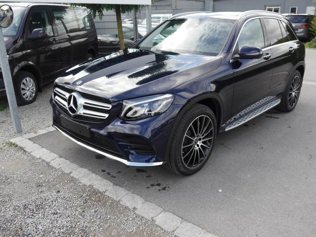 Mercedes-Benz GLC SUV - 250 4MATIC * 9G-TRONIC AMG LINE HEAD-UP-DISPLAY PANORAMA-SD PARK-PAKET