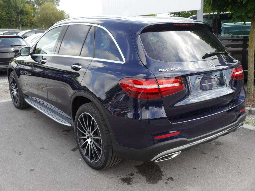 mercedes benz glc suv 4matic 9g tronic amg line head up. Black Bedroom Furniture Sets. Home Design Ideas