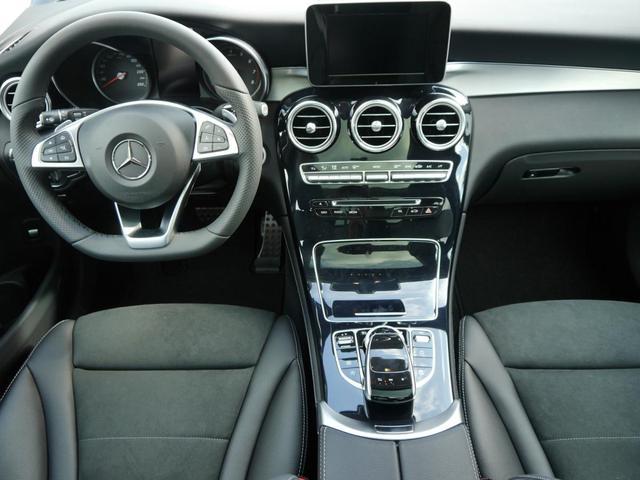 Mercedes Benz Glc Suv 4matic 9g Tronic Amg Line Head Up Display