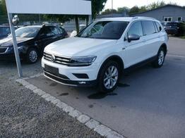 Volkswagen Tiguan Allspace - 2.0 TDI DPF DSG 4M HIGHLINE   7-SITZER AHK BUSINESS-PAKET PARK ASSIST