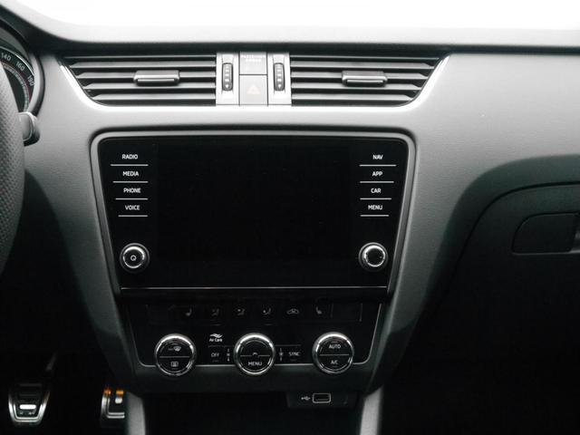 Skoda Octavia Combi 2.0 TSI RS 245 * NAVI LED-SCHEINWERFER LEDER/ALCANTARA 18 ZOLL