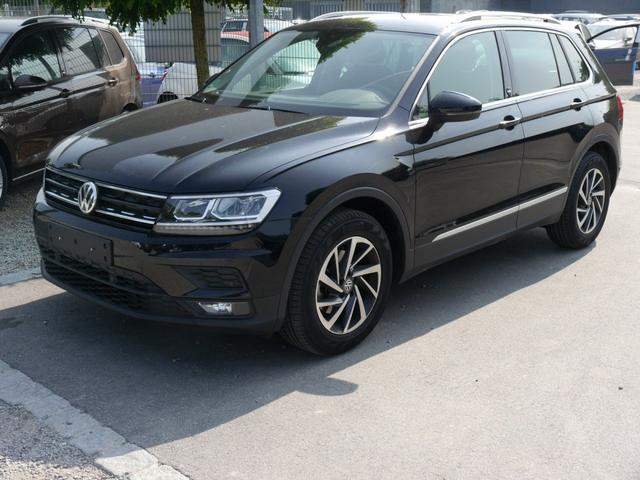Volkswagen Tiguan - 1.4 TSI DSG ACT SOUND   BUSINESS PREMIUM-PAKET ACC NAVI LED PDC SHZG