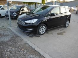 Ford C-MAX - 1.0 EcoBoost TITANIUM   NAVI PDC SHZG FRONTSCHEIBENHEIZUNG KLIMAAUTOMATIK