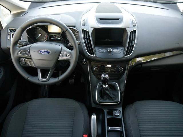Ford C-MAX 1.0 EcoBoost TITANIUM * NAVI PDC SHZG FRONTSCHEIBENHEIZUNG KLIMAAUTOMATIK