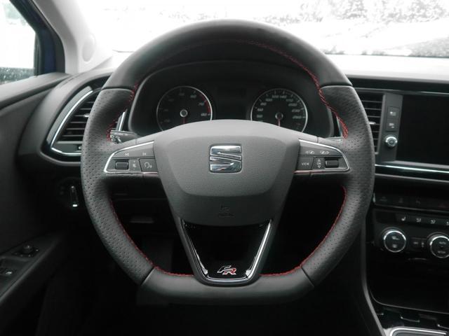 Seat Leon 1.5 TSI FR * VOLL-LED 18 ZOLL WINTERPAKET PDC SITZHEIZUNG RÜCKFAHRKAMERA