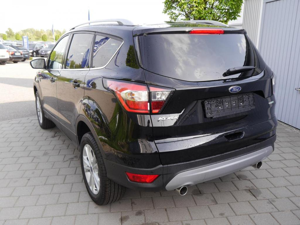 ford kuga 1 5 ecoboost titanium navi xenon park. Black Bedroom Furniture Sets. Home Design Ideas