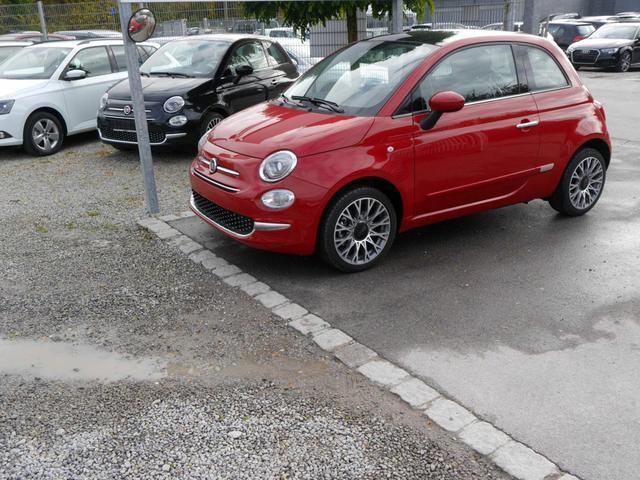 Fiat 500 - 1.2 8V LOUNGE PLUS * START&STOPP PDC GLASDACH TEMPOMAT KLIMAAUTOMATIK 16 ZOLL