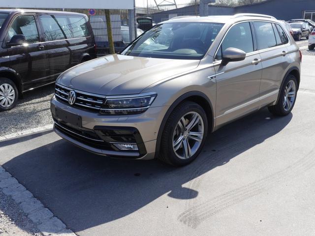 Volkswagen Tiguan - 2.0 TDI DPF DSG SCR HIGHLINE * R-LINE 4MOTION BMT NAVI DISCOVER PRO 5 JAHRE GARANTIE