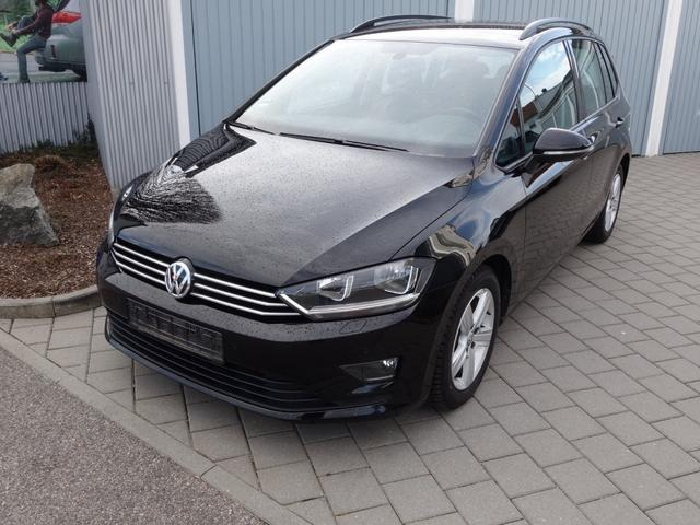 Volkswagen Golf Sportsvan - 2.0 TDI DPF COMFORTLINE * BMT WINTERPAKET PDC SITZHEIZUNG TEMPOMAT