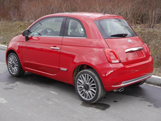 Fiat 500 1.2 8V LOUNGE PLUS * START&STOPP PDC GLASDACH TEMPOMAT KLIMAAUTOMATIK 16 ZOLL