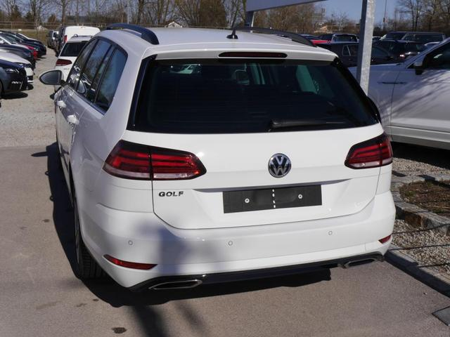 Volkswagen Golf Variant VII 1.5 TSI ACT HIGHLINE EDITION * R-LINE EXTERIEUR ACC NAVI LED PDC SHZG