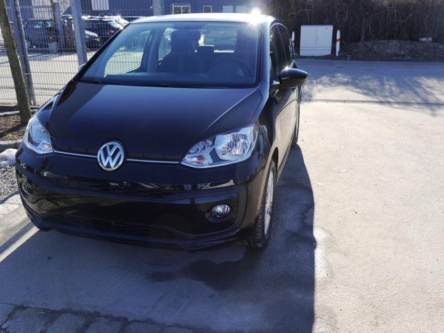 Volkswagen up! - 1.0 HIGH UP! * BMT WINTER PACK PARKTRONIC SITZHEIZUNG TEMPOMAT 15 ZOLL