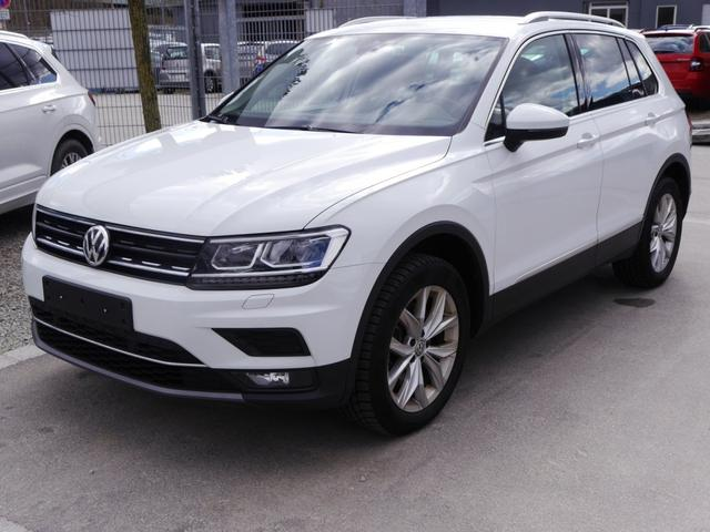 Volkswagen Tiguan 2.0 TSI DSG 4MOTION HIGHLINE * DCC ACC NAVI ACTIVE INFO DISPLAY 18 ZOLL