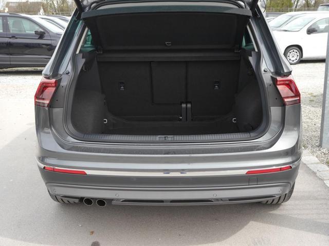 Volkswagen Tiguan 1.4 TSI DSG ACT HIGHLINE * NAVI LED-SCHEINWERFER ACC PDC SHZG 18 ZOLL