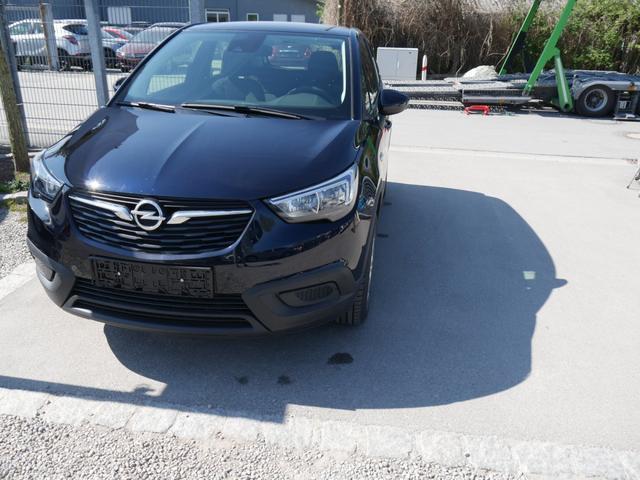 Opel Crossland X - 1.2 TURBO ENJOY * WINTERPAKET PDC SHZG LENKRADHEIZUNG TEMPOMAT