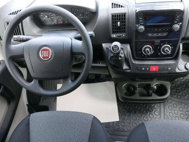 Fiat Ducato 30 L1H1 115 MultiJet DPF * KLIMA 3-SITZER RADIO UCONNECT SCHIEBE- & FLÜGELTÜREN