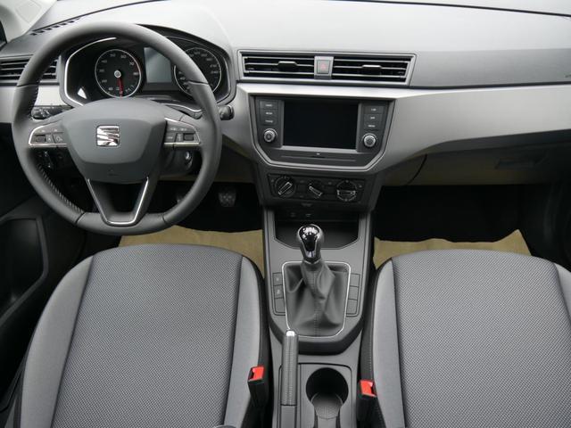 Seat Ibiza 1.0 TSI STYLE * FULL LINK NAVI PARKTRONIC WINTERPAKET SITZHEIZUNG FRONT ASSIST