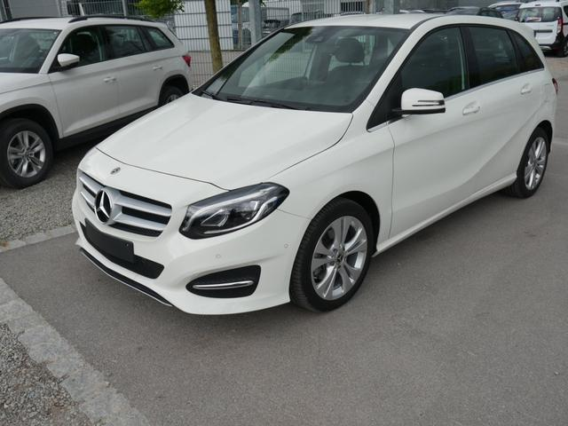 Mercedes-Benz B-Klasse - B 200 d DPF 4MATIC URBAN * 7G-DCT BUSINESS-PAKET LED HIGH SCHEINWERFER NAVI GARMIN