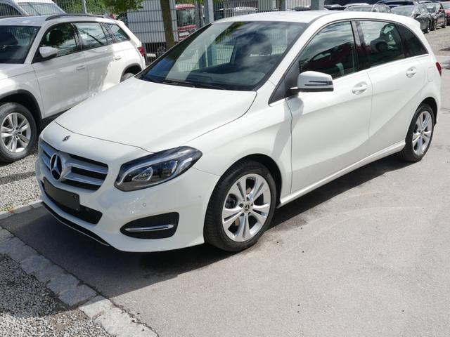 Mercedes-Benz B-Klasse - B 200 URBAN * BUSINESS-PAKET LED HIGH SCHEINWERFER NAVI GARMIN PARK-PILOT SHZG