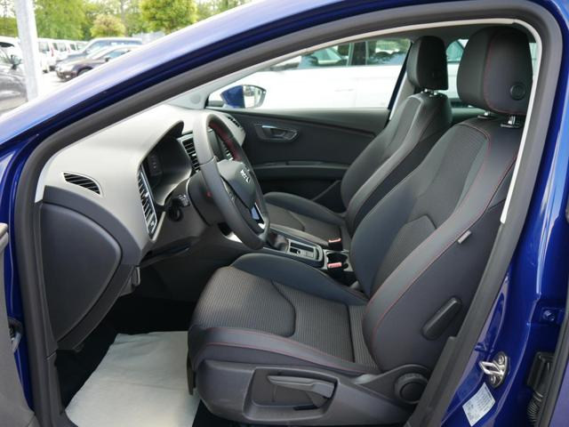 Seat Leon 1.5 TSI ACT FR * VOLL-LED VIRTUAL COCKPIT FULL-LINK-NAVI PDC 17 ZOLL KESSY