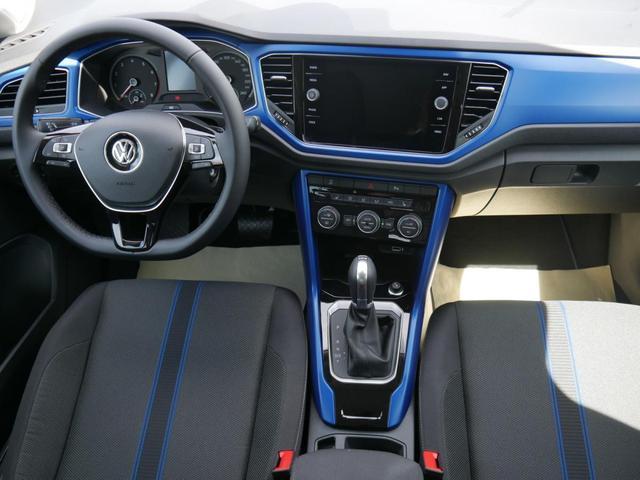 Volkswagen T-Roc 1.5 TSI ACT DSG STYLE * ACC WINTERPAKET NAVI LED PARKTRONIC SHZG 17 ZOLL
