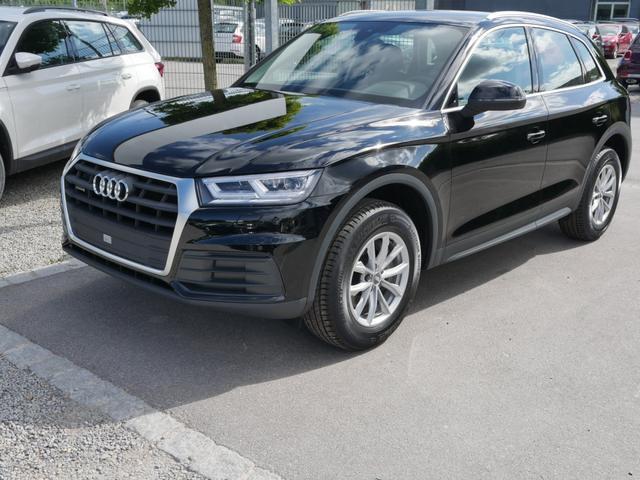 Audi Q5 - 2.0 TDI DPF QUATTRO * S-TRONIC LED CONNECTIVITY- & ASSISTENZPAKET KOMFORTSCHLÜSSEL