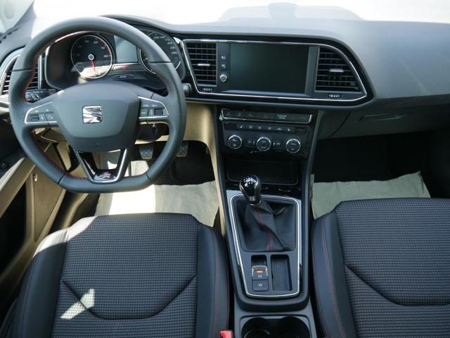 Seat Leon 1.5 TSI ACT FR * VOLL-LED NAVI PARKTRONIC WINTERPAKET SITZHEIZUNG 17 ZOLL
