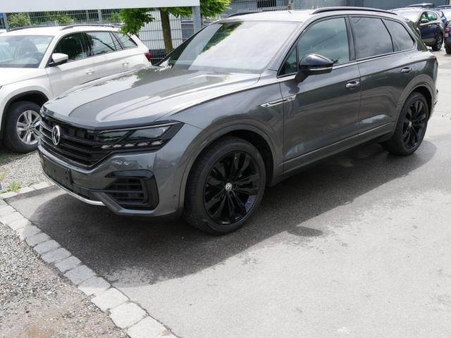 Volkswagen Touareg - 3.0 V6 TDI SCR 4M R-LINE   LEDER INNOVISION COCKPIT LUFTFEDERUNG IQ. LIGHT PANORAMA AHK 21 ZOLL Vorlauffahrzeug