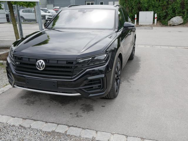 Volkswagen Touareg - 3.0 V6 TDI SCR 4M R-LINE   LEDER INNOVISION COCKPIT LUFTFEDERUNG IQ. LIGHT PANORAMA AHK 21 ZOLL Vorlauffahrzeug kurzfristig verfügbar