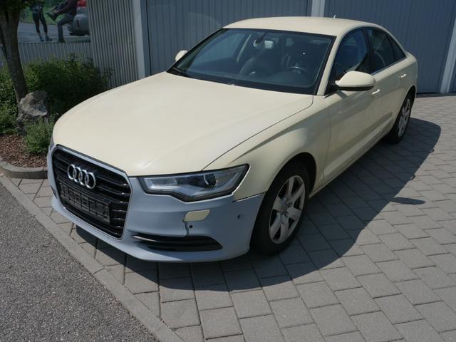 Gebrauchtfahrzeug Audi A6 - 2.0 TDI DPF   LEDER NAVI XENON PARKASSISTENT SITZHEIZUNG TEMPOMAT